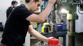Foto de Tensabelt: máxima eficiencia en producción gracias a utillajes personalizados impresos en 3D