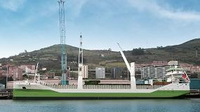 Foto de Euroaméricas refuerza la conexión marítima de carga entre Bilbao y EE UU