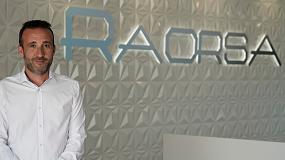 Foto de Entrevista a Rafael Ortega, director ejecutivo de Raorsa