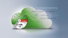 Foto de Beckhoff exhibe su solución TwinCAT Cloud Engineering en Advanced Factories 2020