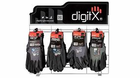 Foto de Safetop presenta en Sicur los nuevos modelos de Digitx Gloves
