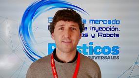 Foto de Entrevista a Denis Muñecas, responsable de Ventas de Dewit 2000