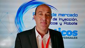 Foto de Entrevista a Sebastian Schaper, gerente de Sumitomo (SHI) Demag Plastics Machinery España S.L.