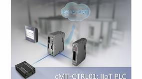 """Foto de CT Automatismos y Procesos presenta el controlador lógico programable cMT-CTRL01, """"la solución perfecta para la Industria 4.0"""""""