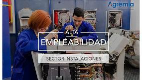 Foto de Agremia incorpora a más de 1.600 nuevos profesionales al sector de las instalaciones y la energía