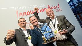 Foto de El tomate Yoom de Syngenta se hace con el Premio a la Innovación en Fruit Logistica