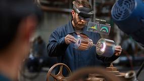 Foto de La realidad mixta redefine los procesos de trabajo en diferentes sectores industriales