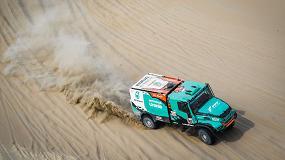Foto de Camiones equipados con Allison vuelven a ganar en los rallies más difíciles: el Dakar y la Africa Eco Race
