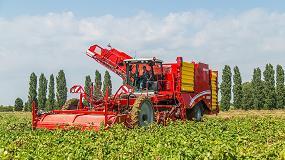Foto de Grimme actualiza las cosechadoras autopropulsadas de patatas Varitron 470