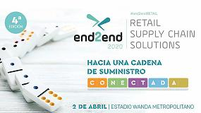 Foto de 'End2End Retail Supply Chain Solutions', el 2 de abril en el Wanda Metropolitano