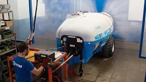 Foto de Aragón y Lleida acaparan el 80% de la fabricación nacional de maquinaria agrícola