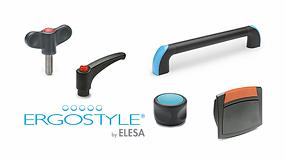 Foto de Elesa+Ganter combina ergonomía y diseño en su nueva serie Ergostyle