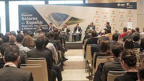 Foto de Soltec organiza la tercera edición de la jornada 'Plantas Solares en España: desarrollo, financiación y futuro energético'