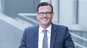 Foto de Steffen Bersch, nuevo CEO del Grupo SSI Schaefer desde el 1 de abril