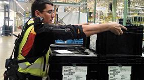 Foto de DHL incorpora los primeros exoesqueletos en la fábrica Mercedes- Benz en Vitoria