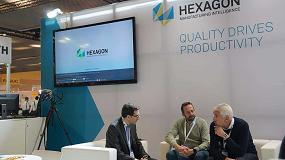 Foto de Hexagon participará en Advanced Factories 2020 con una estación especializada en ingeniería inversa
