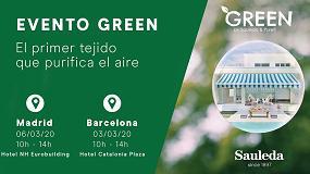 Foto de Sauleda celebra el evento profesional Green