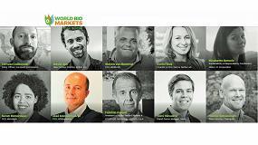 Foto de ADBioplastics, ponente en World Bio Markets junto a empresas de la talla de L´Oréal, BASF, Dupont o H&M