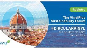 Foto de Florencia acoge la próxima edición de VinylPlus Sustainability Forum 2020