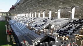 Foto de Vida útil de los asientos en estadios deportivos