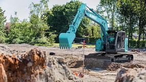 Foto de Kobelco establece nuevos niveles en las excavadoras de 14 toneladas con la nueva SK140SRLC-7