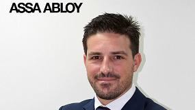 Foto de José María Camacho, nuevo responsable de Desarrollo de Clientes Estratégicos y jefe de Ventas de la División Peatonal de Assa Abloy