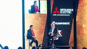 """Foto de Mitsubishi Electric entra en el mercado de los sistemas hidrónicos, ofreciendo su gama """"más sostenible"""""""