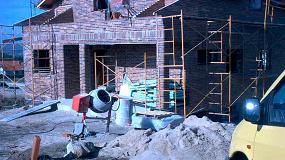 Foto de Anfapa explica las ventajas de los morteros industriales en seco frente a los morteros 'in situ' hechos en obra