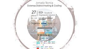 Foto de Ashrae Spain Chapter organiza la jornada 'Sistemas District Heating & Cooling'