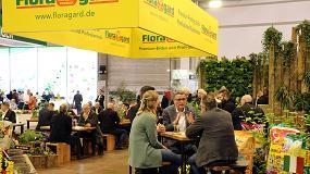 Foto de Gran acogida de Floragard en la IPM y en Fruit Logistica