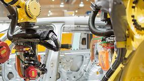Foto de Fanuc suministra 3.500 robots a un grupo automotriz con sede en Múnich