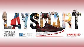 Foto de Panter presenta en Sicur 2020 Laysmart, la nueva tecnología que reduce la fatiga en los pies causada por el calzado laboral