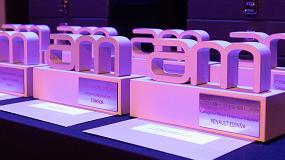 Foto de Entregados los II Premios Aspromec