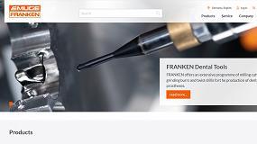 Foto de Emuge Franken estrena nueva web corporativa