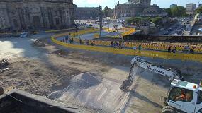 Foto de Las fresadoras MB Crusher se convierten en un gran aliado para los trabajos en puentes y carreteras transitadas