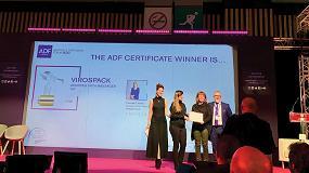 Foto de El sector del packaging reconoce de nuevo la capacidad de innovación de Virospack
