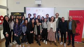 Foto de Cicloplast y la Universidad Nebrija celebran el premio 'Piensa en positivo' sobre los plásticos y su reciclado