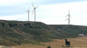 Foto de La eólica supera los 25.700 MW instalados en España tras un año de intensa actividad