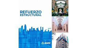 Foto de Mapei presenta su nuevo Manual de Refuerzo Estructural