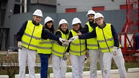 Foto de Sólo el 8,4 % de los profesionales que trabajan en el sector de la construcción son mujeres