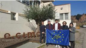 Foto de La Comisión Europea visita el Proyecto Life-Flarex en Terrassa