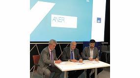 Foto de Anerr y Axa ponen en marcha el acuerdo para ofrecer una oferta de valor diferencial a sus socios