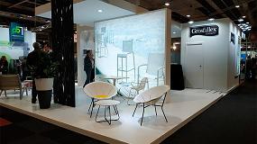 Foto de Grosfillex amplía su gama de mobiliario de exterior y revestimiento decorativo