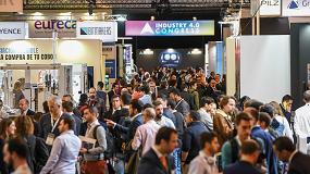 Foto de Más de 350 firmas y 260 líderes de la industria participan en Advanced Factories en Barcelona