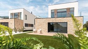 Foto de Technal aporta sus ventanas en el disfrute de una vivienda mediterránea