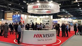 Foto de Hikvision culmina con éxito su participación en Sicur 2020