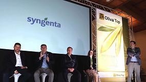 Foto de Syngenta presenta en Sevilla su nueva tecnología fungicida para el cultivo del olivar
