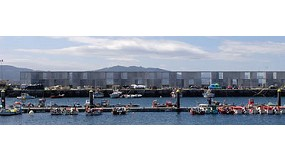 Picture of The project 'Departments of fishermen in the port of Cangas' wins the Ateg 2008 awards