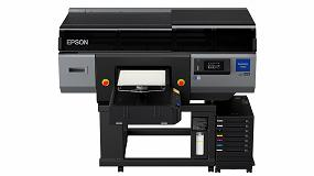 Foto de Epson acude a Fespa con sus novedades en impresión comercial e industrial