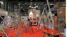 Foto de Sicur, la experiencia de la seguridad que más tiene que ver con las soluciones en altura Svelt